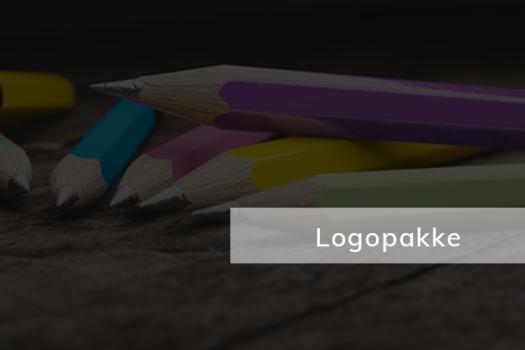 Logopakke - få hjælp til din markedsføring. Britt&KO