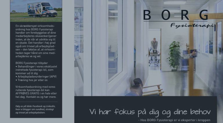 Read more about the article Borg Fysioterapi