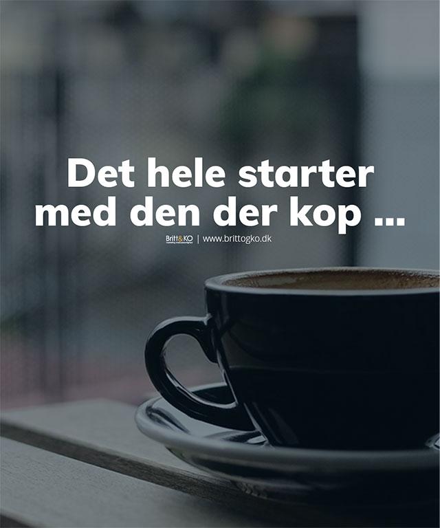 Markedsføring - strategisk og praktisk hjælp til markedsføring fra BrittogKO - Britt Kjær Overgaard.